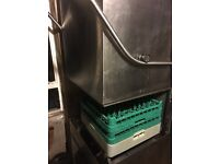 Catering dishwasher