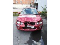 2003 Rover 25 1.4 Impression S Spares/Repairs