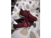 Mens suede etnies trainers size 7