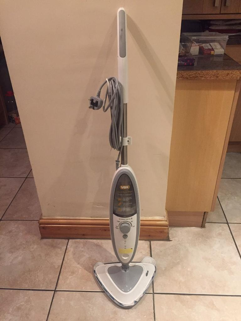 Vax hard floor pro+ steam cleaner