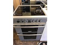 Grey Leisure zenith 60! Electric cooker