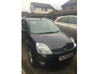 Ford Fiesta flame 1.4 5 door, great condition with only 2 owners, fully serviced and MOT'd