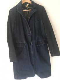 Asos jeans coat