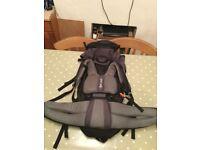 Eurohike 70 litre backpack with frame