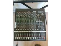 Used Yamaha MGP16x Sound Desk In Excellent Condition