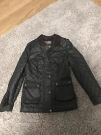 Laura Ashley Quilted Jacket Size 8