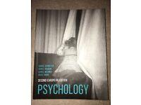 Psychology, Second European Edition. Daniel Schacter, Daniel Gilbert, Daniel Wegner, Bruce Hood.