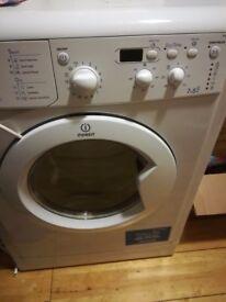 Woshing machine with dryer