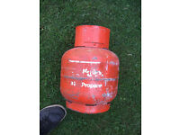 3.9KG CALOR GAS PROPANE (ORANGE) BOTTLE