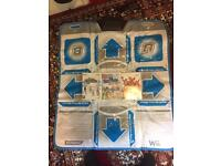 Wii mat and games