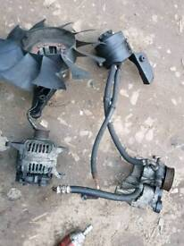 Iveco daily power steering pump. 2.3 engine, 2005 model Iveco Daily