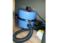 Numatic NV250 Henry commercial steel vacuum cleaner