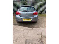 Vauxhall, ASTRA, Hatchback, 2010, Manual, 1598 (cc), 5 doors
