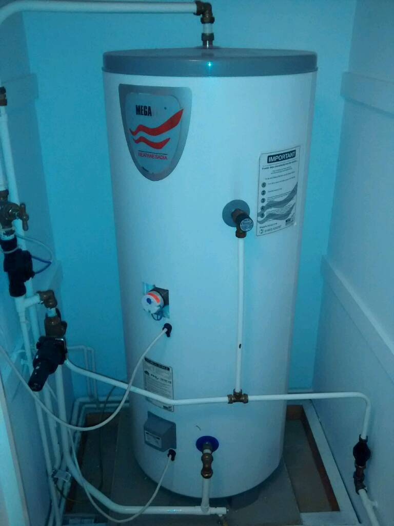 Megaflo unvented cylinder element heating | in Bromsgrove ...