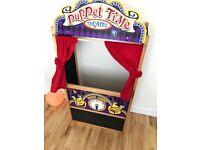 Melissa and Doug puppet theatre