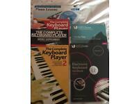 Keyboard books, variety
