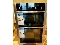NEFF U14S32N5GB Electric Double Oven - Stainless Steel RRP £599