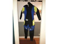 **FREE** Semi-dry Oceanic wetsuit small
