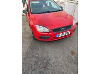 Ford, FOCUS, Hatchback, 2006, Manual, 1596 (cc), 5 doors