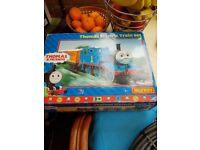 Thomas the tank engine electric hornby train set