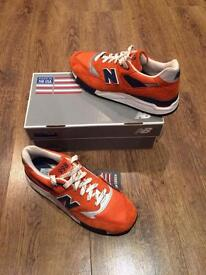 Mens New Balance 998 trainers