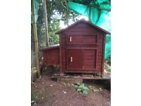 devon chicken house.very good condition,only 2 years old.