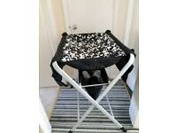 Ikea folding up changing table