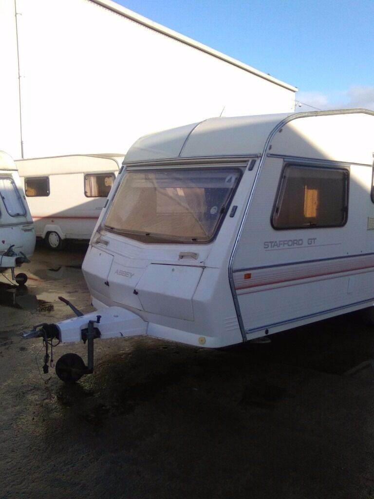 caravan kitchen sinks stafford gt 5 berth caravan year 1992 ideal for 1992
