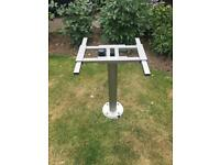 Motorhome table base (Ilse). Collection only