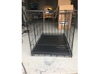 Large dog crate excellent condition