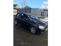 Vauxhall corsa read the full add