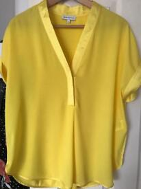 Warehouse blouse Top size 12