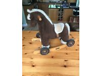 Much loved beautiful Mamas and Papas rocking horse