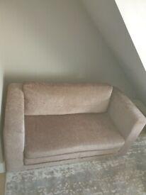 2-seat IKEA Sofa-bed beige - SALE