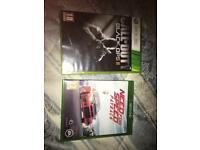 Need for speed and call of duty black ops 2