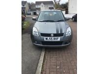 Suzuki Swift vvt-I 55 plate - NEW ENGINE AND CLUTCH + 12 months mot