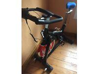 Spin bike: Body Max performance bike