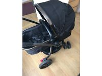 Mothercare orb puschairs&pram, Maxi cosi car seat with isofix