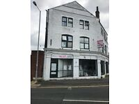Office space available over 2 floors