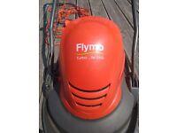 FLYMO Turbo Lite 250 hover mower / lawnmower, VGC, RRP £70+