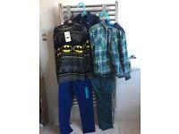 New boys clothes bundle age 10
