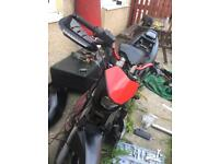 Gs500f spares or repairs