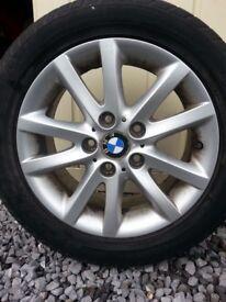 BMW Alloys X 2