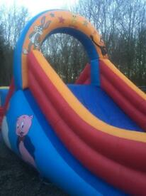 Obstacle course (bouncy castle)