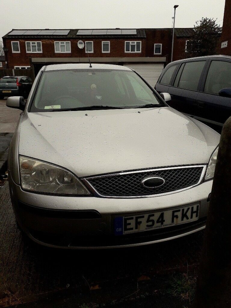 Ford Mondeo 1.8 2004 First see will buy