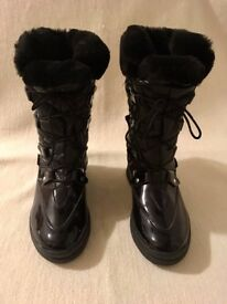 New Designer 'Russell & Bromley' Lace-up Boots (EU Size 37/ UK Size 4.5)