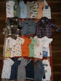 Massive baby boys bundle 9-12 months