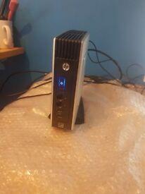 Joblot x 10 HP T5550 Thin Client + Ac adapters