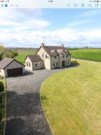 Stunning family home in the country side for sale as we are moving to Spain