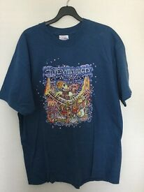 Steve Winwood official concert T shirt